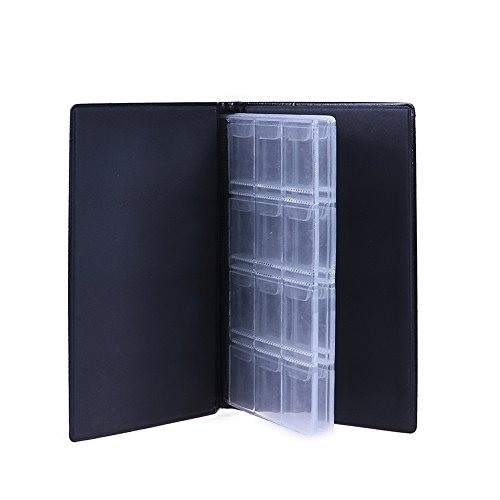 120 Coins Collection Storage Album Mini Penny Pockets Money Album Book Collecting Coin Holders Collector Gifts Coin Album.
