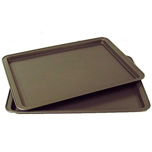 Hamilton Beach Nonstick Set of 2 Cookie Sheets by Hamilton Beach