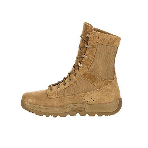 Rocky Mens 8 Gsa-goedgekeurde Lichtgewicht Commerciële Militaire Boot-rkc042