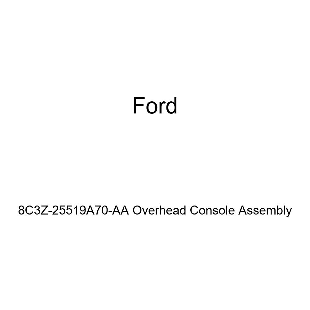Genuine Ford 8C3Z-25519A70-AA Overhead Console Assembly