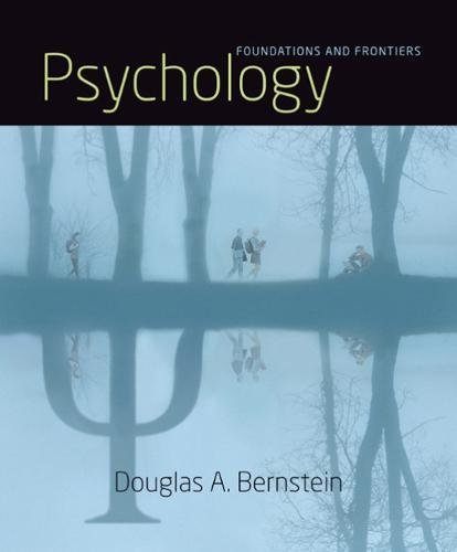 Psychology:Foundations+Frontiers