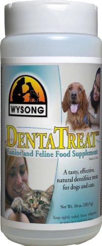 Wysong DentaTreat canine/feline food supplement – 9.5 oz. bottle, My Pet Supplies