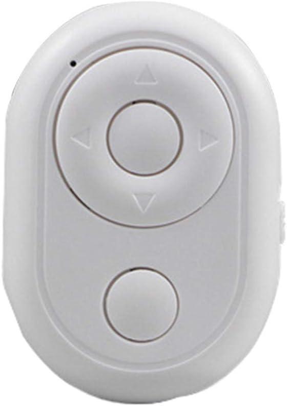 el Disparador autom/ático inal/ámbrico m/óvil Controlador Selfie Tel/éfono Pandiki Bluetooth Bot/ón de Control Remoto inal/ámbrico Disparador autom/ático Obturador de la c/ámara del Mando a Distancia