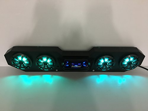 RANGER XP RGB Boss Bluetooth Deck with AUX/3.5mm input, USB, SD, Bluetooth by Galena (Image #3)