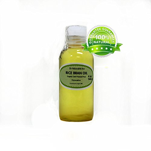 Rice Bran OIL Organic 100% Pure Cold Pressed 4 - Bran Eye Rice