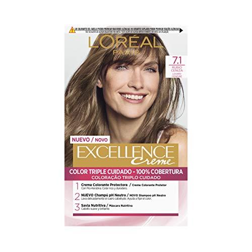 LOreal París - Coloración Excellence Crème Triple Protección ...