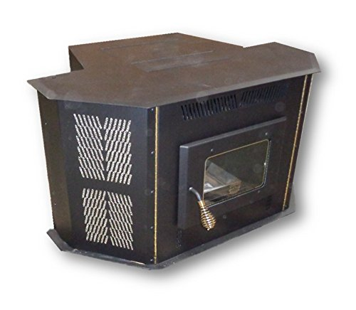 CORN STOVE - Up to 50,000 BTU's - Direct Vent - Fireplace Insert or (Corn Stove)