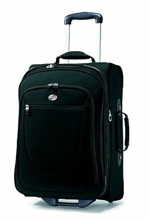 Amazon.com | American Tourister Luggage Splash 21 Upright Suitcase ...