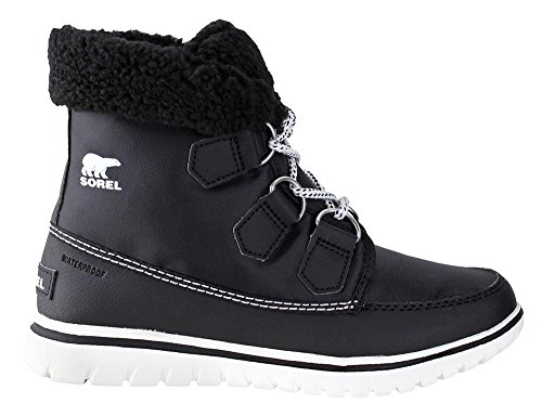 Sorel Women's Cozy Carnival Booties, Black, 8 B(M) US by SOREL