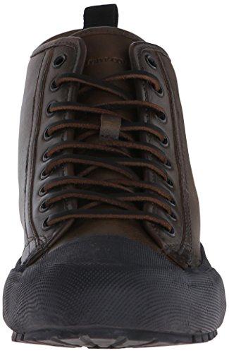 Frye Mens Ryan Lug Midlace Fashion Sneaker Forest