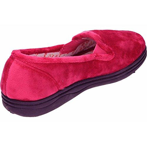 Dr Keller by jennywrenfootwear - Sandalias con cuña mujer fucsia