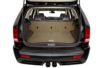 2007 2016 FORD EXPEDITION EL Canvasback Cargo Liner Tan2nd Row 40