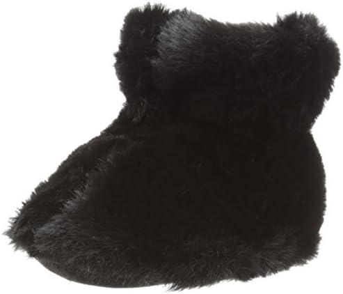 Easy Bootie Ankle-High Faux Fur Slipper [並行輸入品]