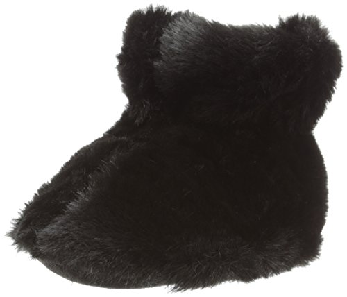 ACORN Easy Bootie (Toddler), Black Bear, TS (0-6 months)