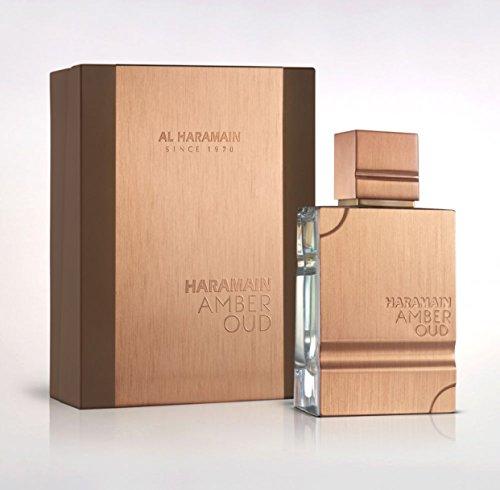 Haramain Amber Oud EDP 2 oz 60 ml ()