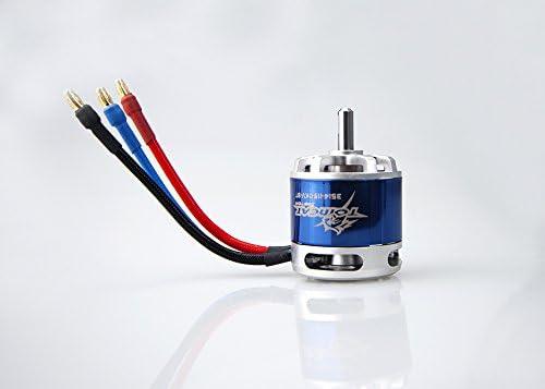 TOMCAT G10 TC-G-3514-KV1150 Brushless Outrunner 1150KV Motor Skylord 50A Brushless ESC Speed Control Combo TMC-001 41J4rovsAYL