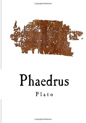 Phaedrus (Classic Plato) pdf