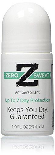 ZeroSweat Antiperspirant Deodorant | Clinical Strength Hyperhidrosis Treatment - Reduces Armpit Sweat