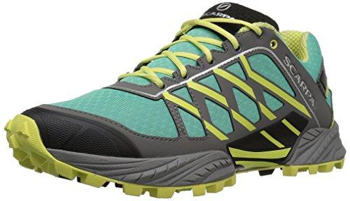 Wmn Neutron Women's Lemon Running Lagoon Trail Runner Scarpa Shoe xEw81wq