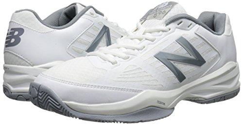 silver Balance De New B White Weiß Wc896 Blanc wb1 Chaussures Tennis Femme PTqaZwq