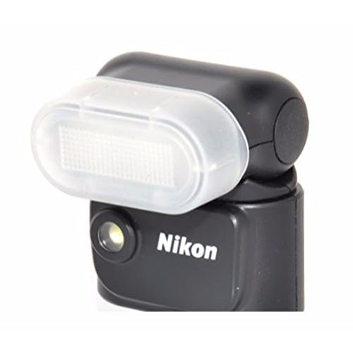 JJC FCSBN5 Flash Diffuser for Nikon SBN5 Speedlight (White)