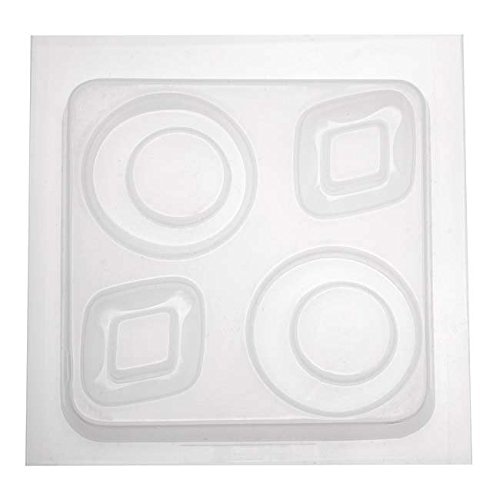 (Yaley TRC-124 Resin Epoxy Mold for Jewelry Casting Assorted Earrings)