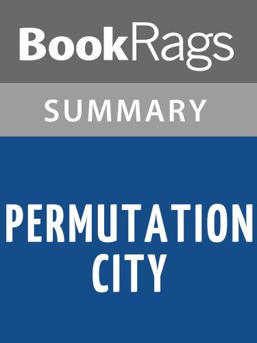 Summary & Study Guide Permutation City by Greg Egan