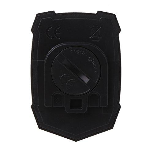 BetterM Wireless Bike Cycling Computer Speedometer,LCD Backlight Odometer