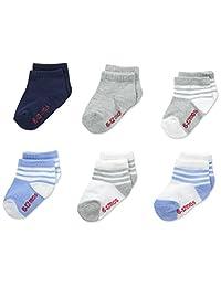Hanes boys Toddler Boys Hanes Boys' Toddler 6-pack Ankle Socks