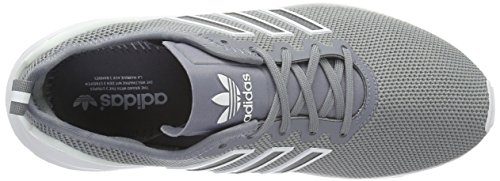 Per Flux Ftwr Advanced Zx Adulti Grigio Bianco Adidas grigio Unisex Sneakers Basse O76Yv5wq