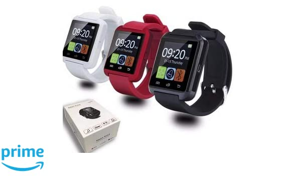 Amazon.com: IFIRST Professional Smart Hand Watch Mobile ...