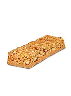 Slim Fast Advanced Nutrition Meal Replacement Bar, Caramel Almond Sea Salt, 4 Bars (Pack of 2)