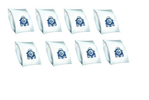 Home & Appliances Miele GN DustBags (2 Packs = 8 Bags & 4 Filters)