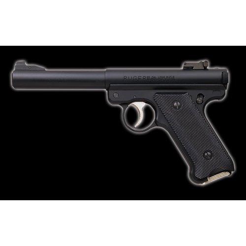スタームルガー MK1 ブルバレル ABS ブラック(ガスガン本体 6mm) B07BF7T2W4
