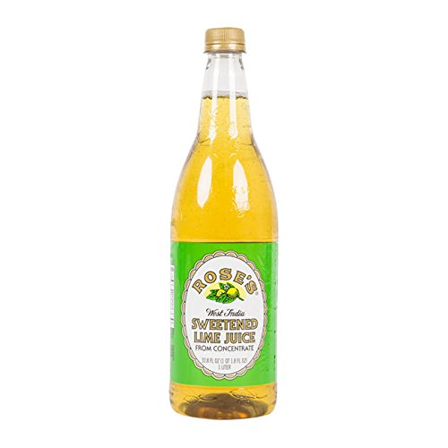 Mott's 1 Liter Lime Juice (03-0215) Category: Cocktail Dr...