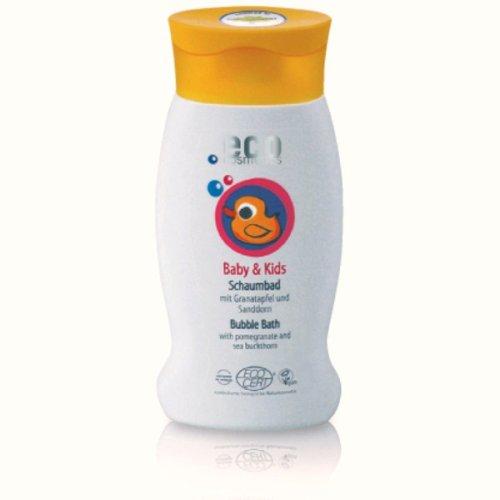 Eco Cosmetics–Gel de Bain Bébé et enfants, Ecocosmetics 200ml 1142