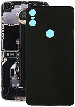 YANCAI Repuestos para Smartphone Tapa Trasera para batería para Motorola One (P30 Play) (Negro) Flex Cable (Color : Black): Amazon.es: Electrónica