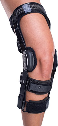 - DonJoy FullForce Knee Support Brace: Standard Calf Length, ACL (Anterior Cruciate Ligament), Left Leg, Large