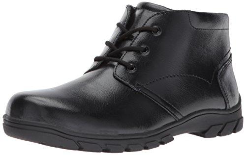 juniors black dress boots - 3