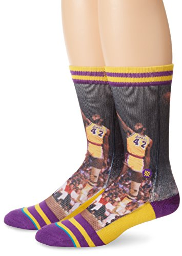 Stance James Worthy Lakers Socks