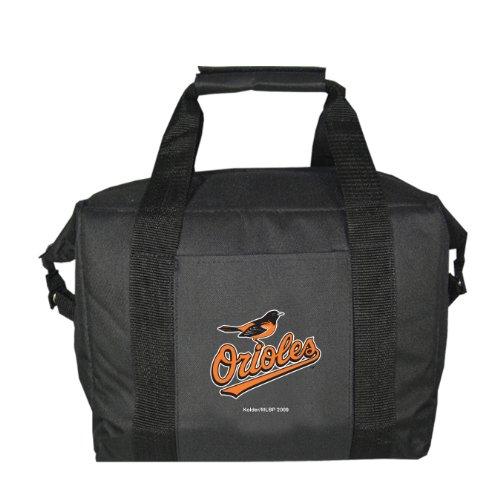 MLB Baltimore Orioles Soft Sided 12-Pack Cooler Bag