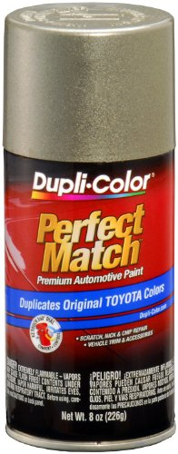 - Dupli-Color BTY1605 Antique Sage Pearl Toyota Exact-Match Automotive Paint - 8 oz. Aerosol