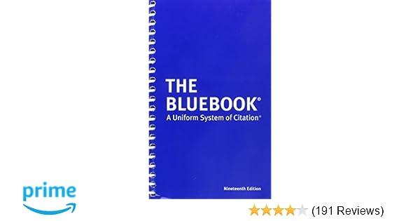 bluebook 20th edition citation generator