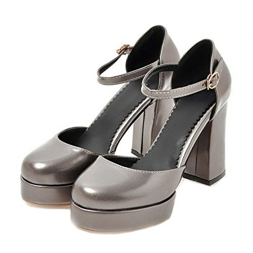 Wedding Grey Fashion Court With Women Sexy Shoes Sjjh For Large Party Yq7w7F