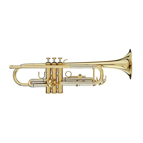 Ravel By Blessing RTR521L Student Trumpet Outfit