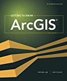 img - for Getting to Know ArcGIS book / textbook / text book