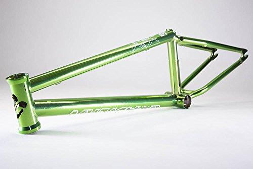 Eastern Bikes BMX Eastern Grim Reaper Frame, Green, 20.5