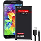 Best Battery For Samsung Galaxy S5s - Galaxy S5 Battery Acevan 2950mAh Li-ion Replacement Battery Review