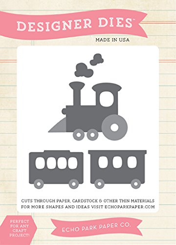 any Train Die Set (Echo Train Sets)