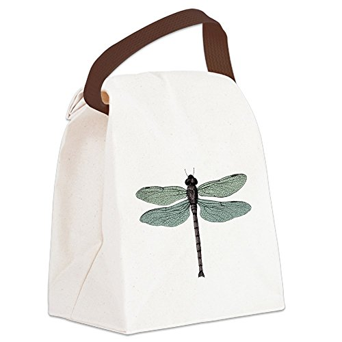 CafePress Dragonfly Canvas Lunch Handle